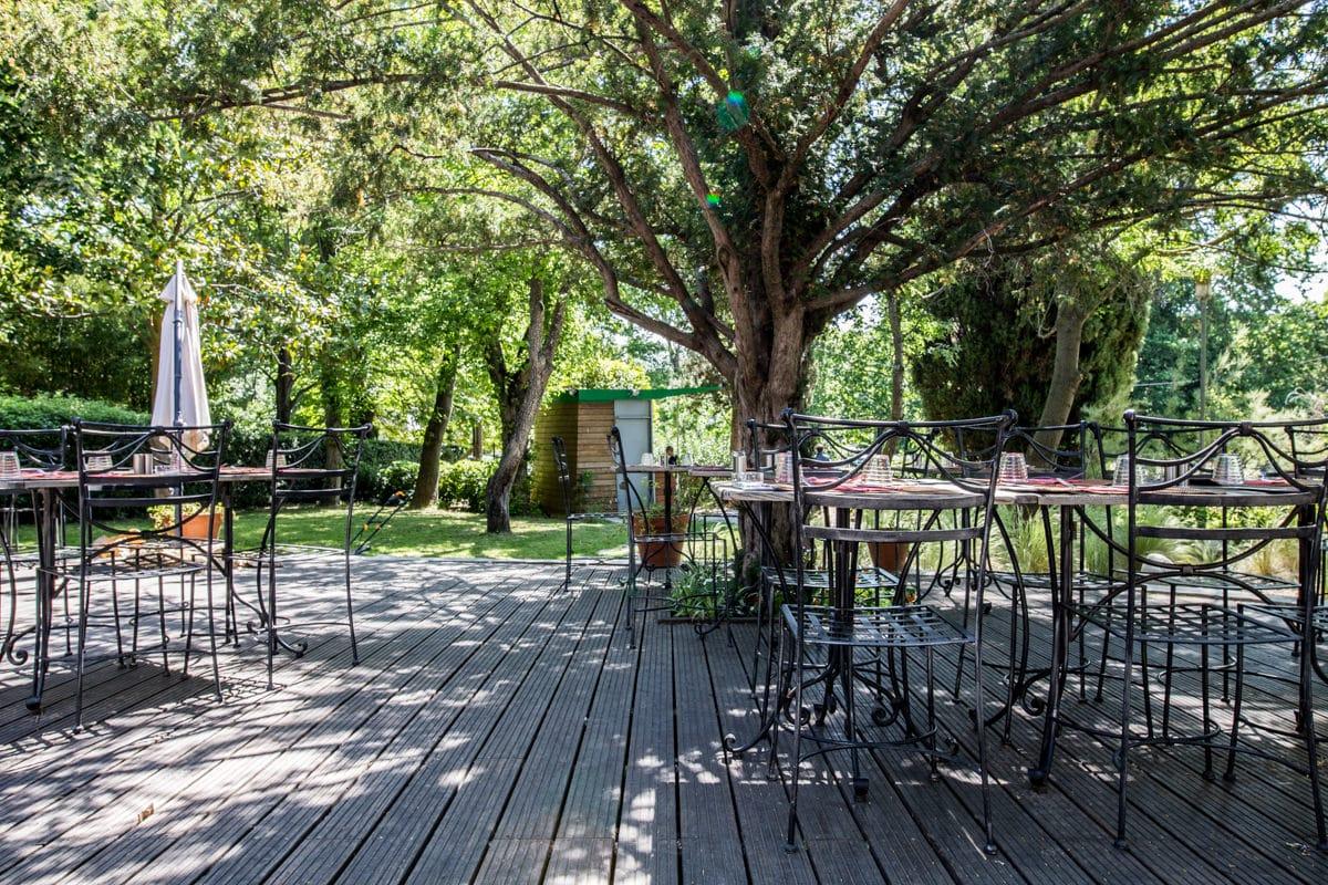 restaurant chateau gombert